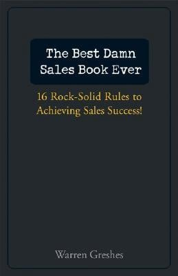 the best damn sales book