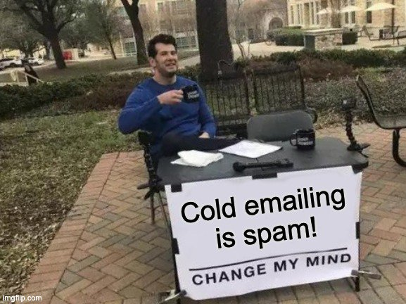 Cold Email Outreach for Startups - Here's How